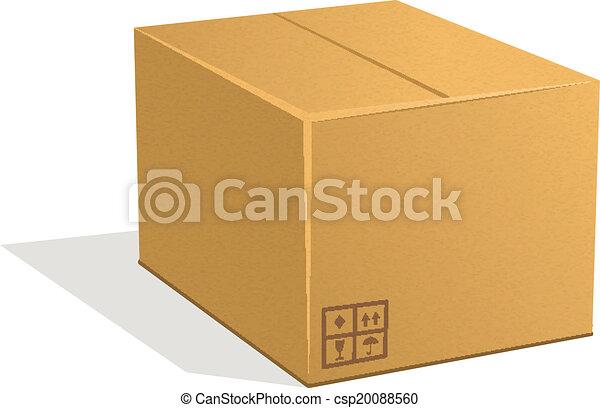 Post parcel - csp20088560