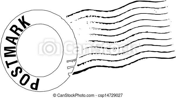 Post Stamp Template   Csp14729027