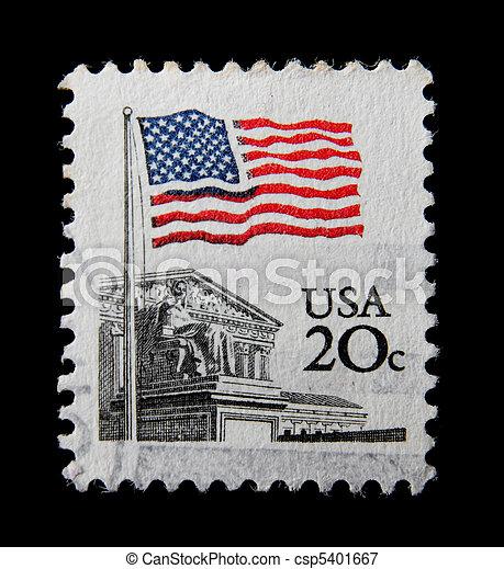 postage - csp5401667