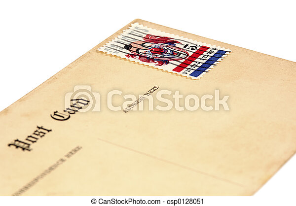 Postage Stamp - csp0128051