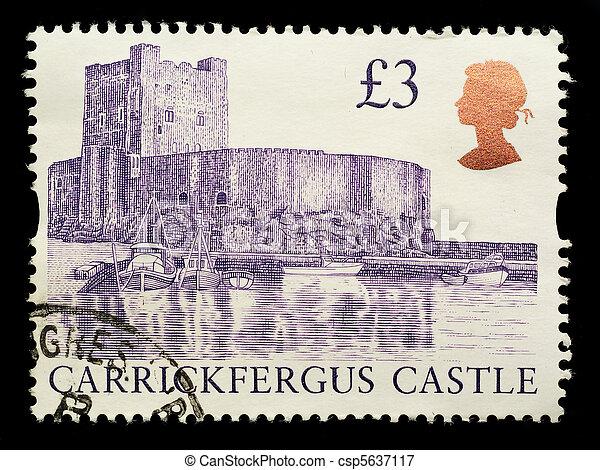 Postage Stamp - csp5637117