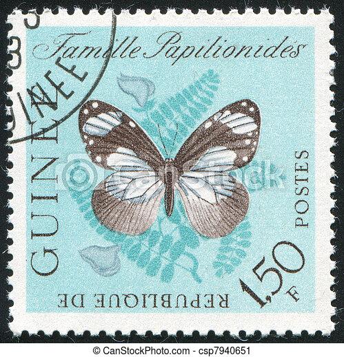postage stamp - csp7940651