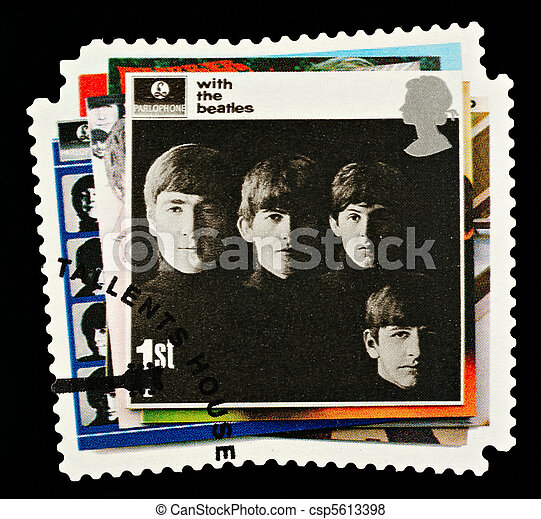 Postage Stamp - csp5613398