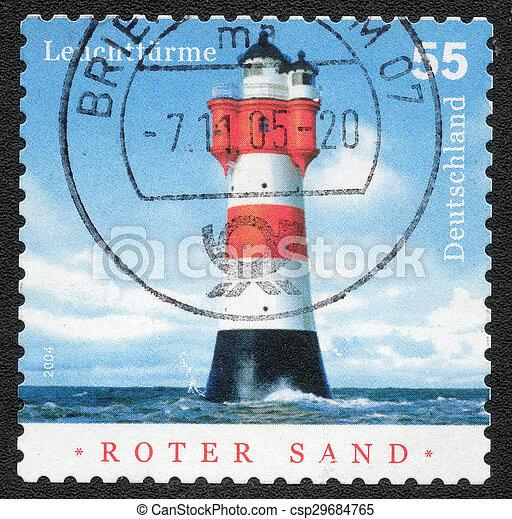 postage stamp - csp29684765