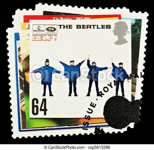 Postage Stamp - csp5613396