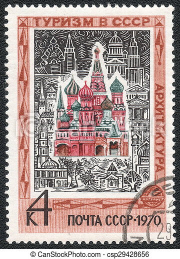postage stamp - csp29428656