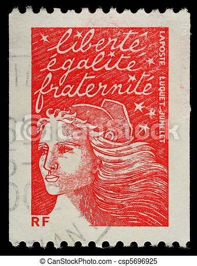 Postage Stamp - csp5696925
