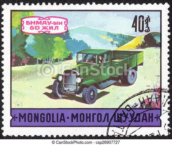 postage stamp - csp26907727