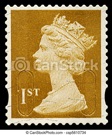 Postage Stamp - csp5610734