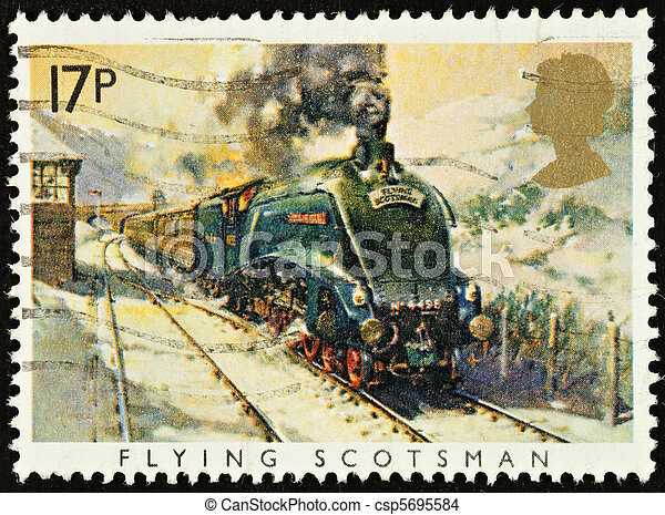 Postage Stamp - csp5695584