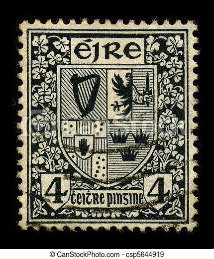 Postage stamp. - csp5644919
