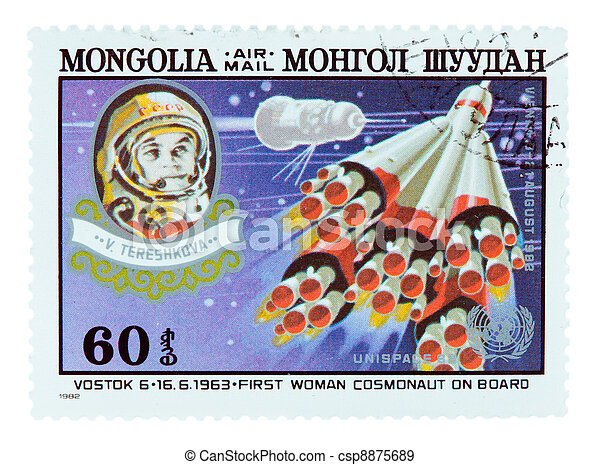 postage stamp - csp8875689