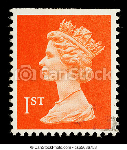 Postage Stamp - csp5636753
