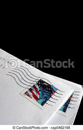 Postage stamps - csp0462168