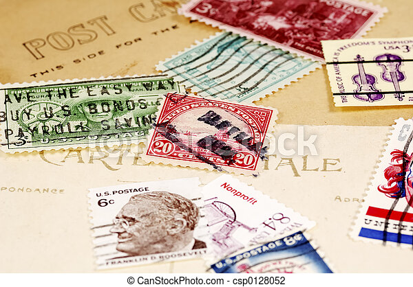 Postage Stamps - csp0128052