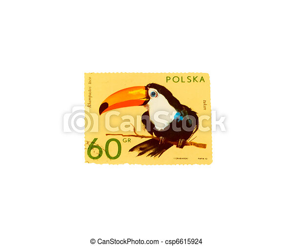 postage stamps - csp6615924