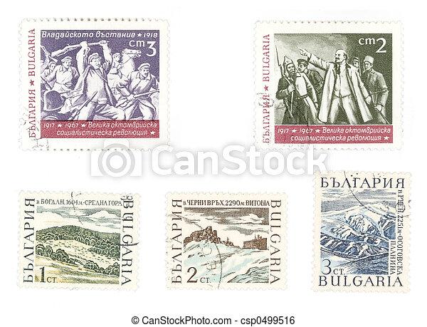 postaköltség, collectible, topog, lenin - csp0499516