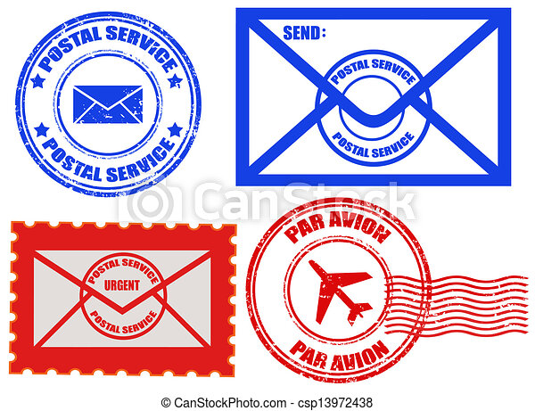 Delightful Postal Service   Csp13972438