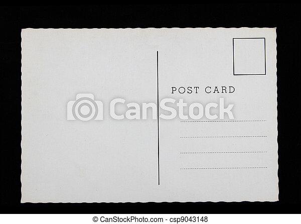 Postcard - csp9043148