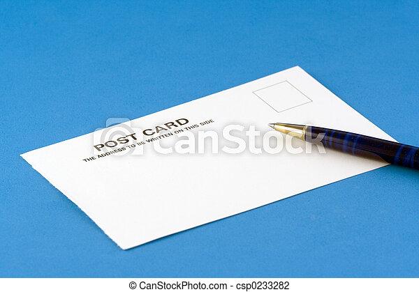 Postcard - csp0233282