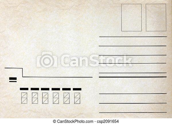 Postcard - csp2091654