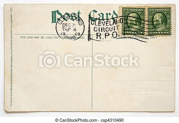 postcard - csp4310490