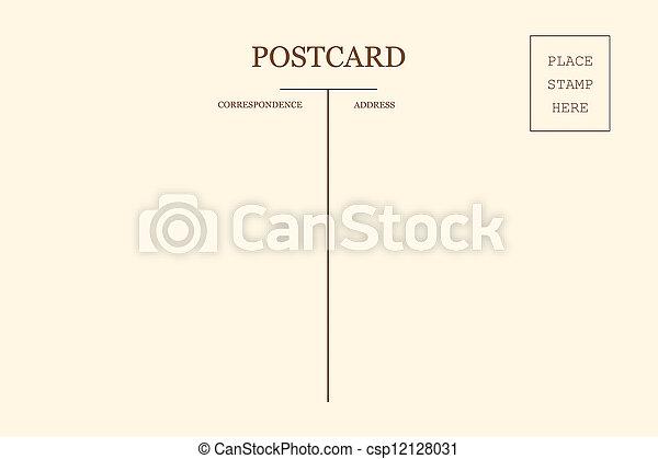 postcard - csp12128031