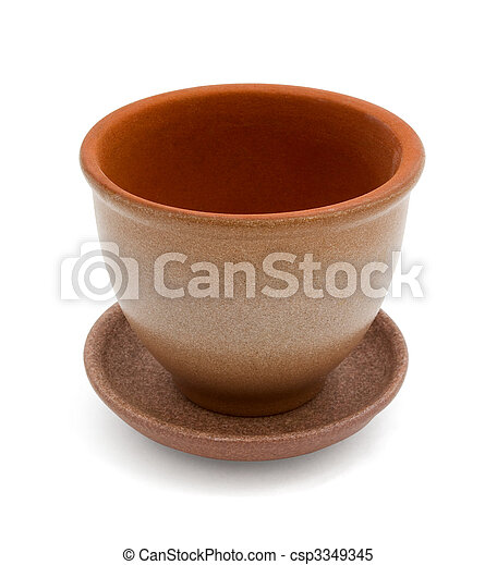 pot fleurs - csp3349345