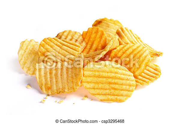 potato chips - csp3295468