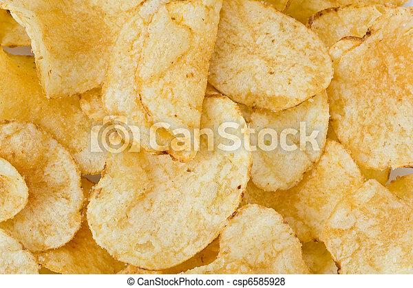 Potato Chips - csp6585928