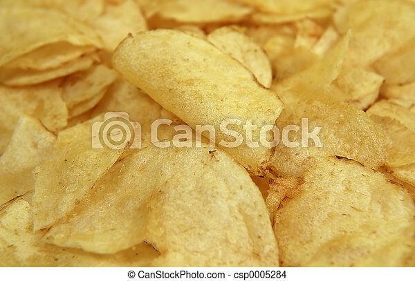 Potato Chips - csp0005284
