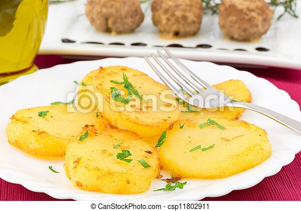 potatoes - csp11802911