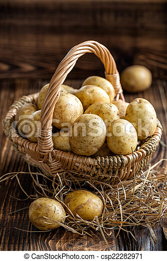 Potatoes - csp22282971