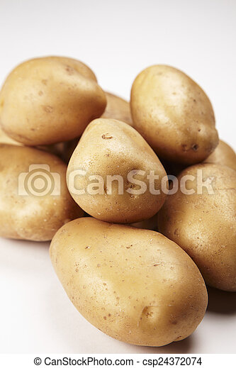 Potatoes - csp24372074