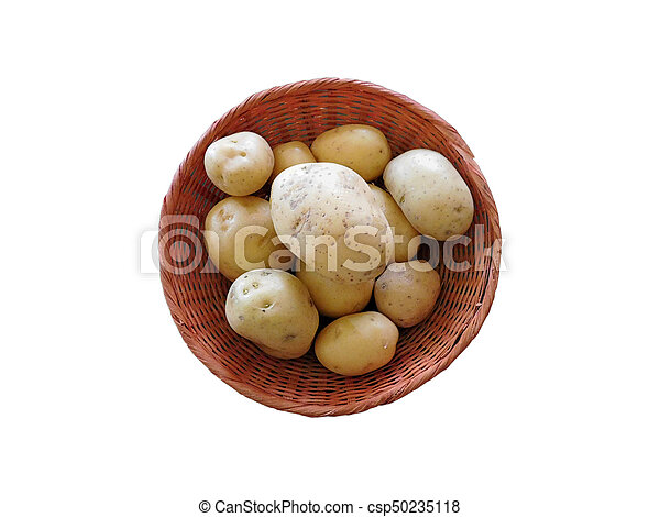 potatoes - csp50235118