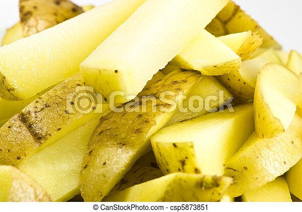 Potatoes - csp5873851