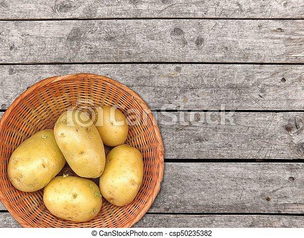 potatoes - csp50235382