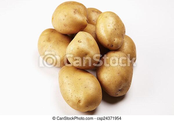 Potatoes - csp24371954