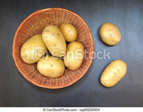 potatoes - csp50235454