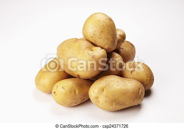 Potatoes - csp24371726