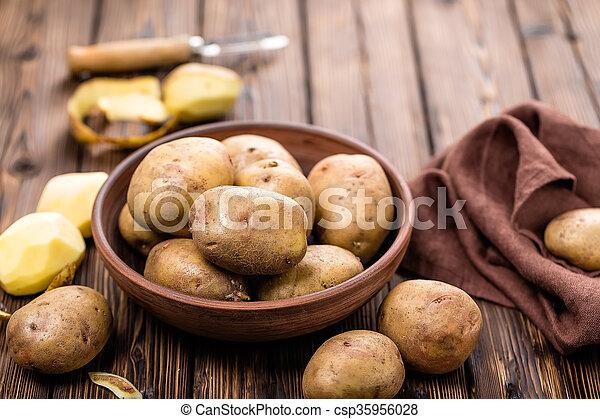 potatoes - csp35956028
