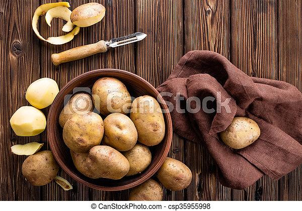 potatoes - csp35955998