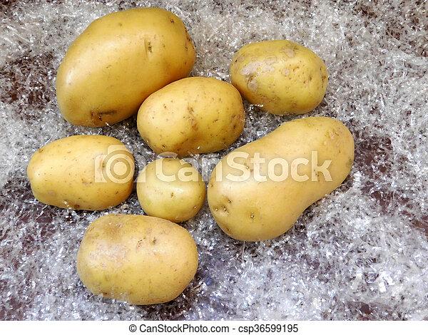 potatoes - csp36599195