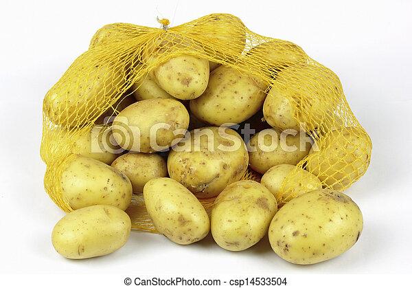 potatoes - csp14533504