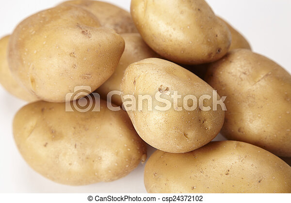 Potatoes - csp24372102