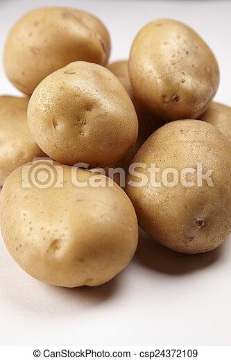 Potatoes - csp24372109