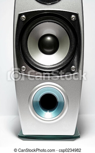 potente, altoparlante - csp0234982