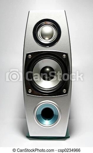 potente, altoparlante - csp0234966