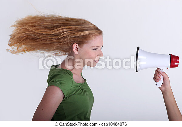 potente, altoparlante - csp10484076
