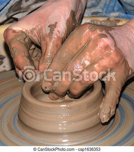 potter's wheel 3 - csp1636353